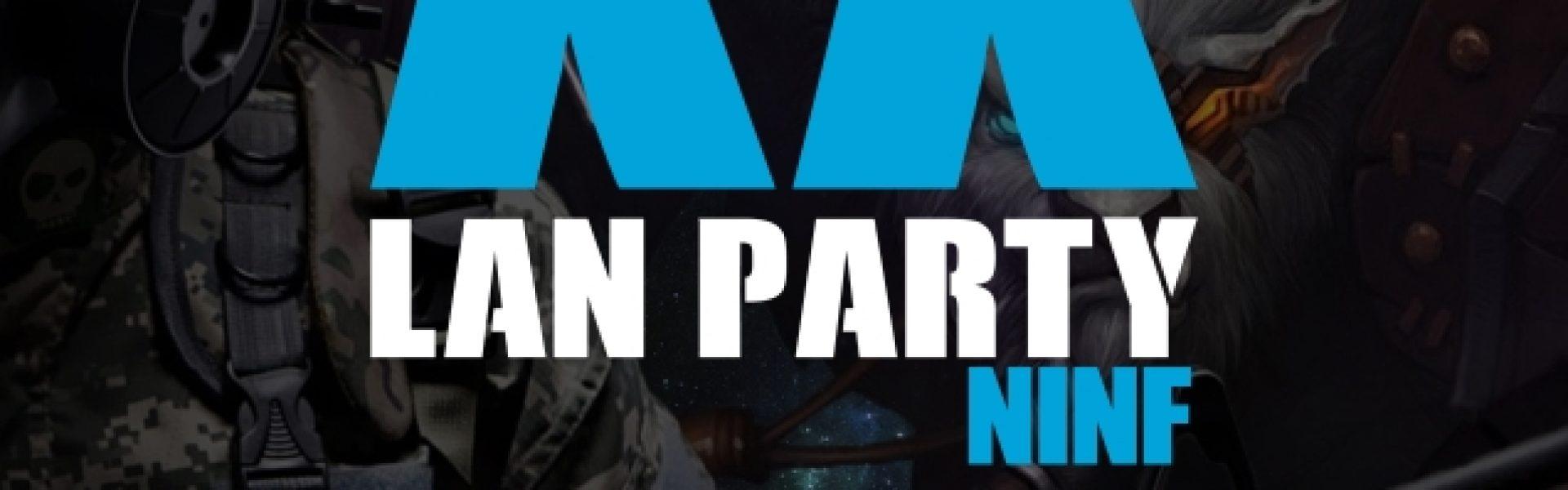 XXI LanParty NINF